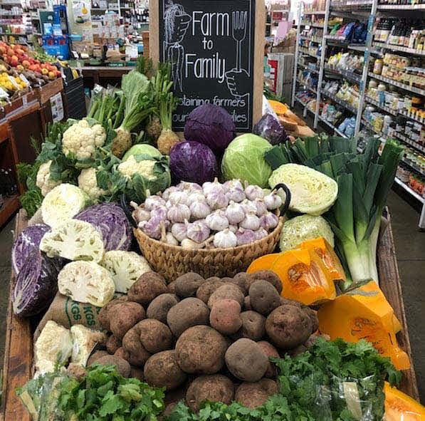 Organic Wholefoods